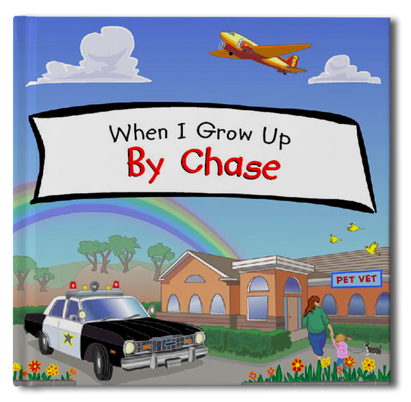 When I Grow Up - frecklebox
