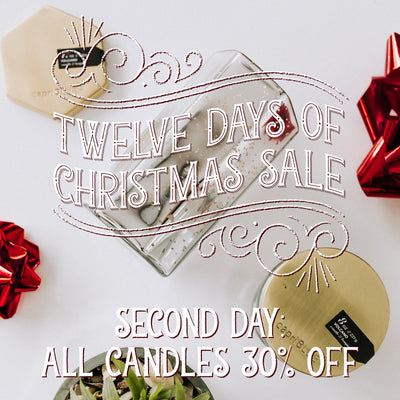 Twelve Days of Christmas Sale - Day Two!