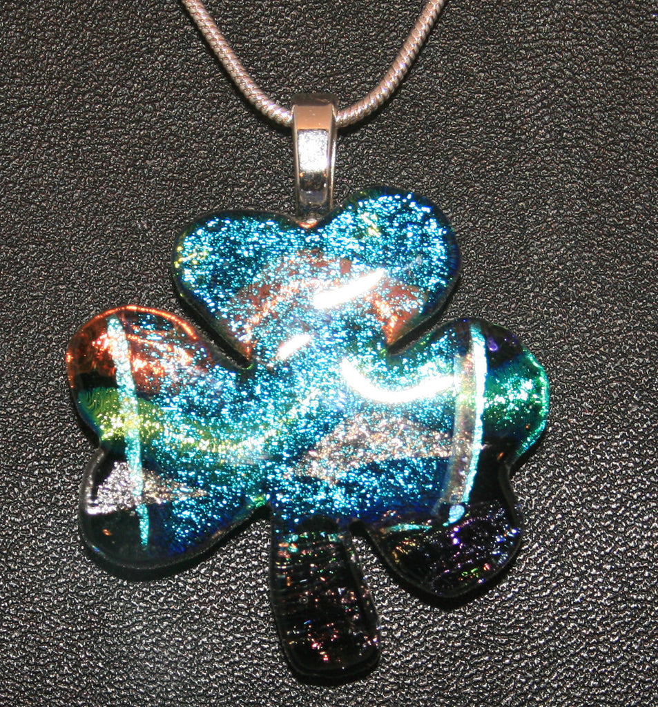 Imaginative Creations Bailed Pendant #61 Memorable Glass Jewelry
