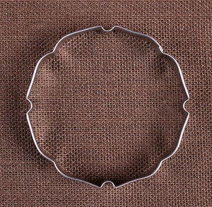 Badge Cookie Cutter | www.bakerspartyshop.com