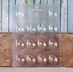 Easter Egg Chocolate Mold | www.bakerspartyshop.com