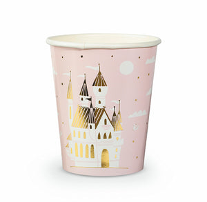 Sweet Princess Paper Cups | www.bakerspartyshop.com