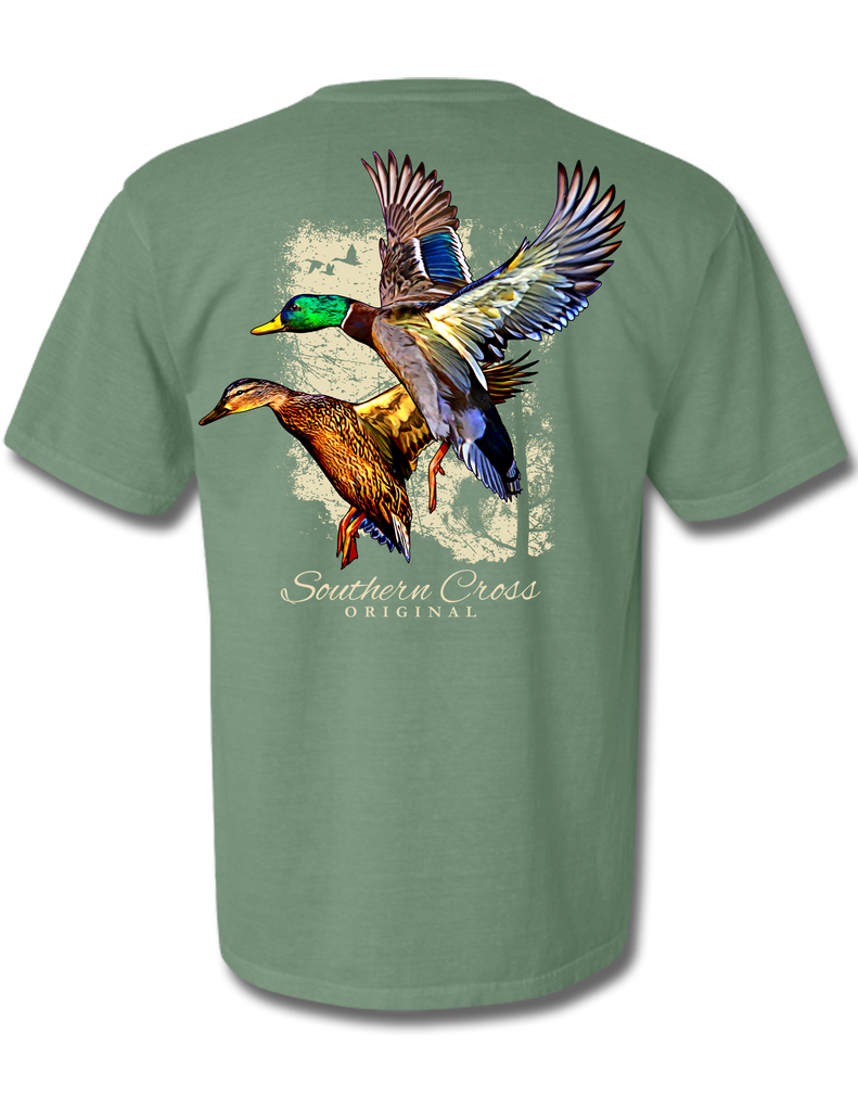 Duckland Adult Short Sleeve, Tees - Southern Cross Apparel