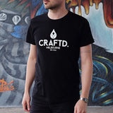 CRAFTD. wear craft beer clothing tee t-shirt beer shirt Melbourne