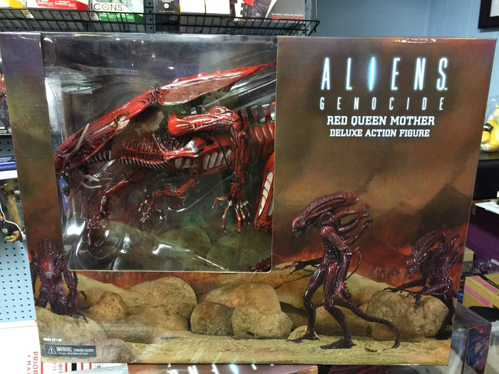 Aliens - Ultra Deluxe - Genocide Red Queen