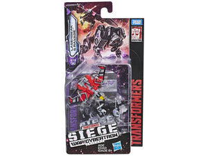 Spy Team - Laserbeak and Ravage - Transformers Generations Siege Micromasters Wave 2