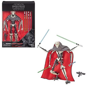 Star Wars The Black Series General Grievous 6-Inch