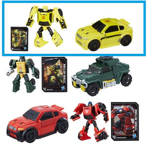 Bumblebee - Transformers Generations Titans Return Legends Wave 4