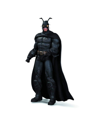 Batman Arkham City Rabbit Hole Batman
