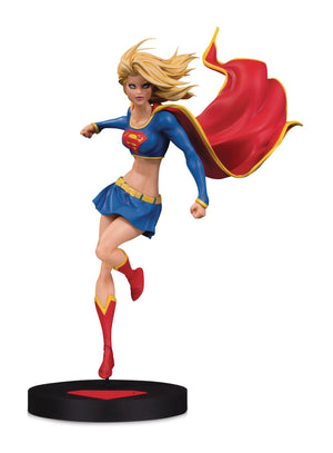 DC Designer Series Supergirl By Michael Turner Statue