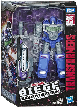 Reflector - Transformers Generations Siege Deluxe Wave 3