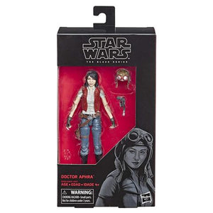"Doctor Aphra - Star Wars The Black Series 6"" Wave 21"