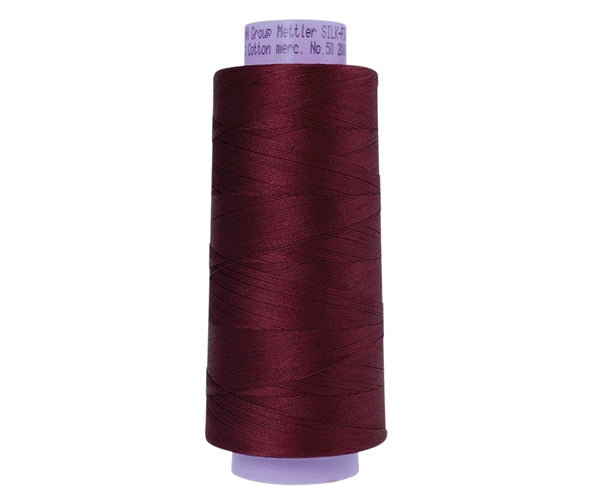 Mettler 9150 Silk-Finish Cotton Thread no. 50 - 0918