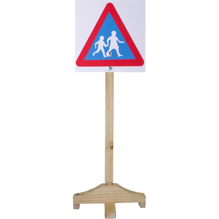 Children Ahead - Sign Only