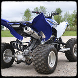 Yamaha Raptor 700 Single Exhaust System for 2015+ Models