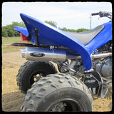 Yamaha Raptor 350 ATV Full Single Inframe Exhaust System