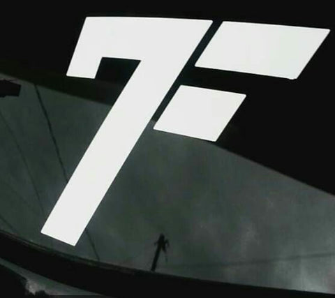 7Five Sticker - 7Five Clothing Co.