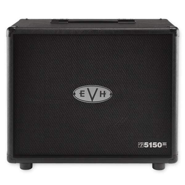 EVH 5150III 112 Cab Black - Cabinet - EVH - Sounds Great Music