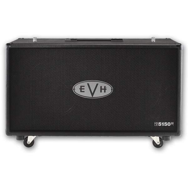 EVH 5150III 212 Extension Cab Black - Cabinet - EVH - Sounds Great Music