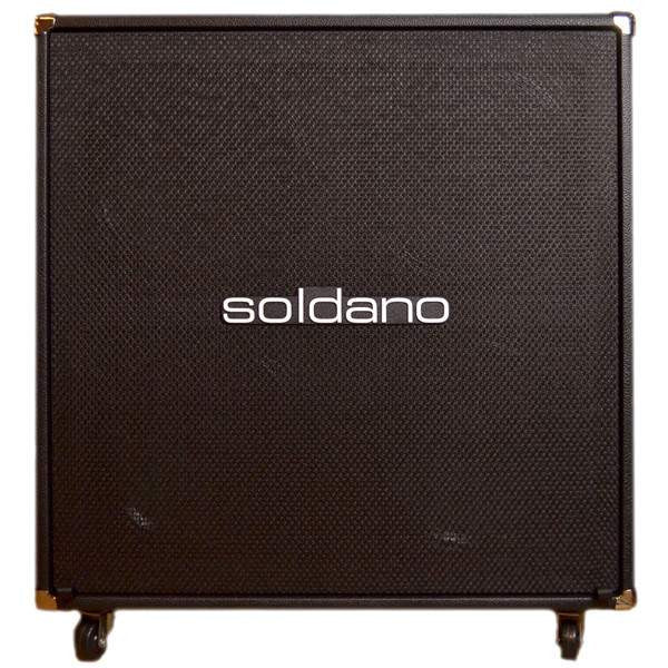 Soldano 4x12 Straight cabinet - Cabinet - Soldano - Sounds Great Music