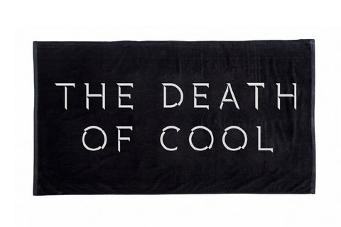 Beaches are Boring ( Towel )- The death of cool