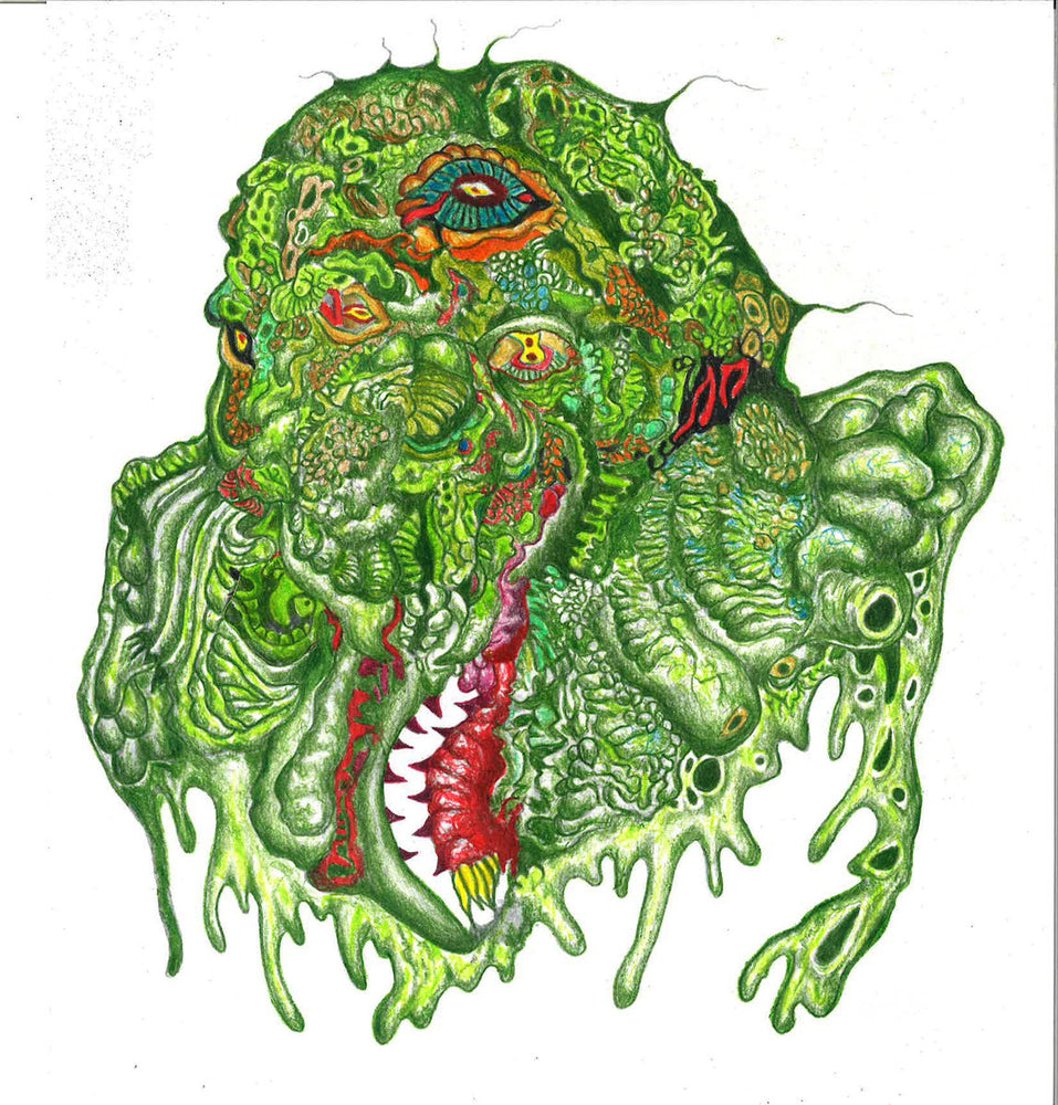 *  TIMMY VULGAR'S GENETIC ARMAGEDDON- Music From The Other Side Of The Swamp LP