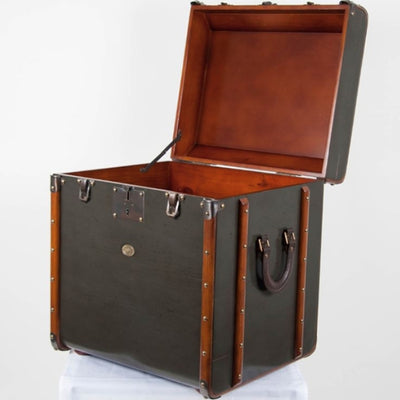 AM Living | Stateroom End Table Storage Trunk