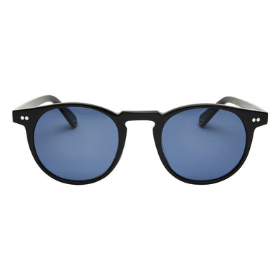 Pacifico Optical Buckler - Black with Polarised Blue Lens