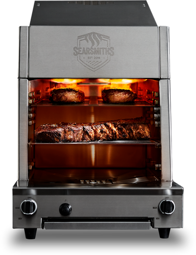 Searsmiths Forge Grill