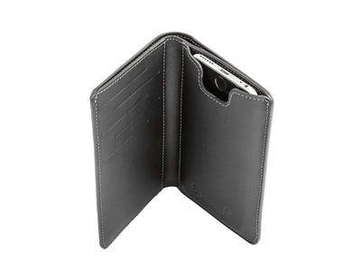 Danny P. Leather Wallet and iPhone 6/6s/7 Case Black