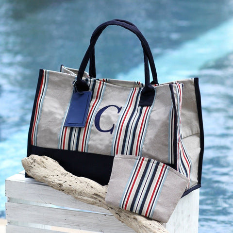 Nautical Tote - SOLD OUT