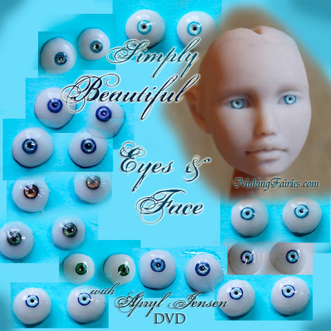Simply Beautiful Eyes and Face DVD
