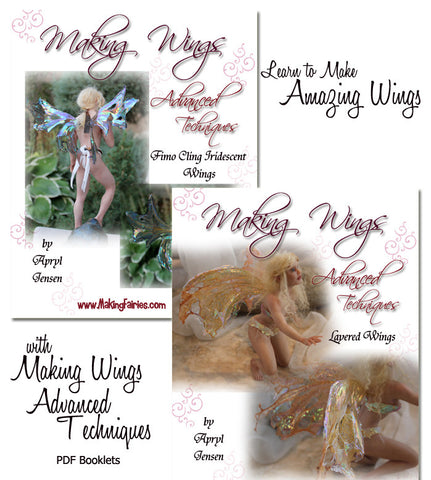 Wings Bundle: PDF Booklets and Video Set (DVD)