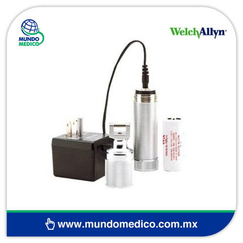 WA60715 Mango de laringosocpio estandar recargable Welch Allyn