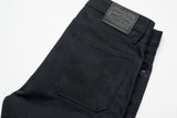 Portola Taper <span> Raw 14.25 oz Black Grey Japanese Denim </span>