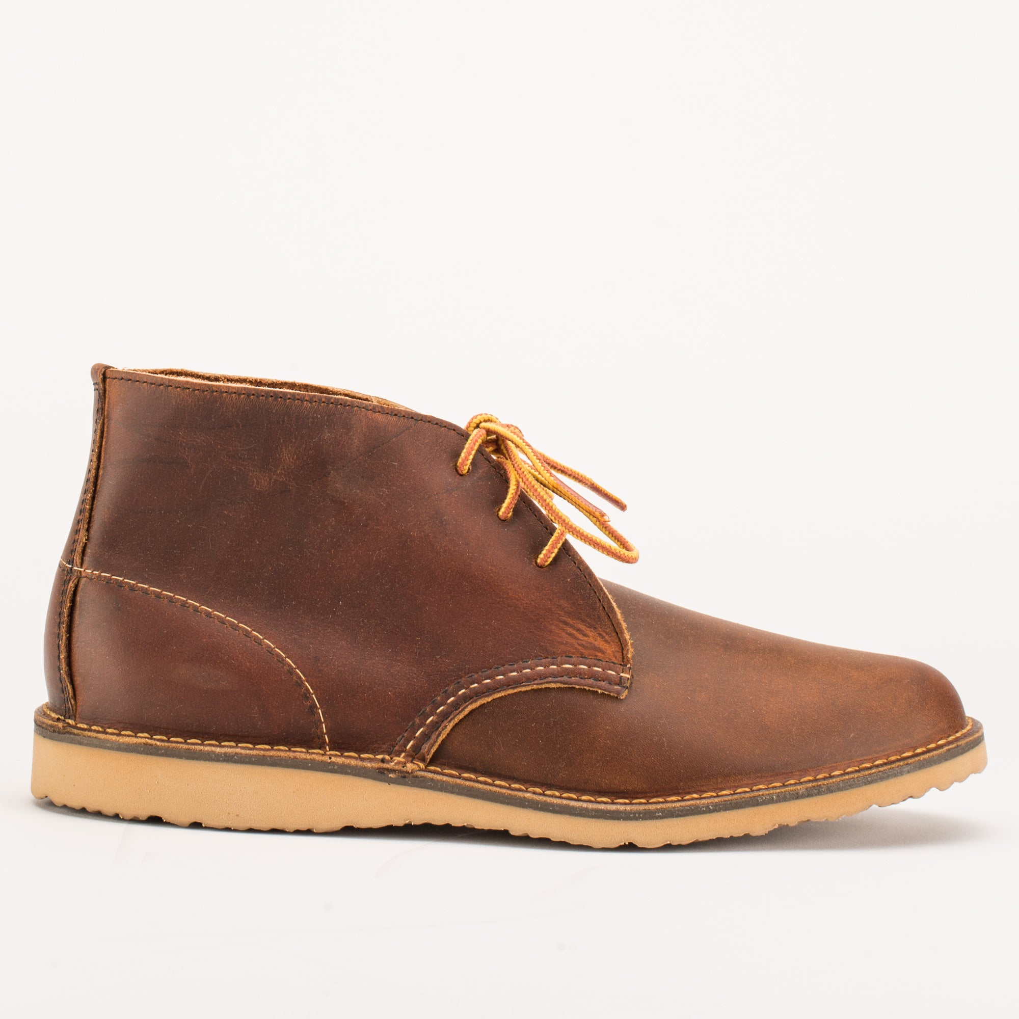 Red Wing Chukka Boot <span>Copper Rough</span>