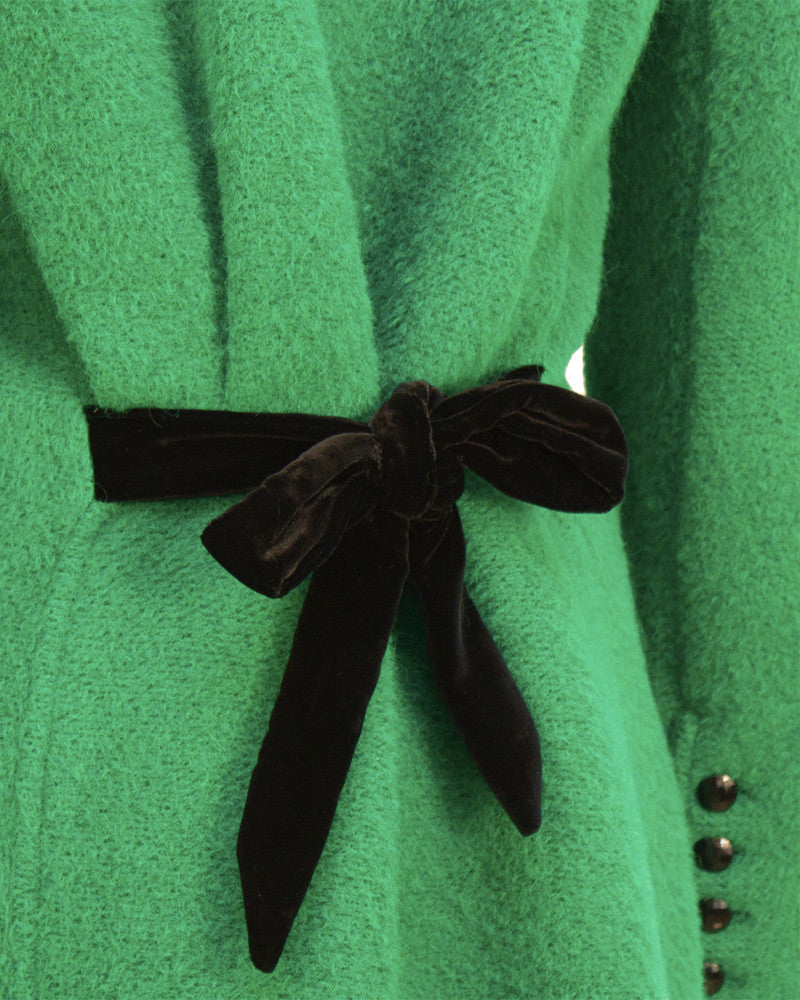 Green and Black Hacking Jacket