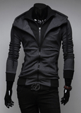 Assassin Double Layer Zip Hoodie - Hoodies - eDealRetail - 13