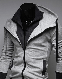 Assassin Double Layer Zip Hoodie - Hoodies - eDealRetail - 8