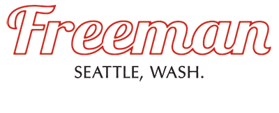 Freeman makes rain coats and other staple items in our hometown, Seattle WA. At our brick and mortar shop we sell high quality menswear and accessories such as denim, tee shirts, boots, bags, grooming and more.