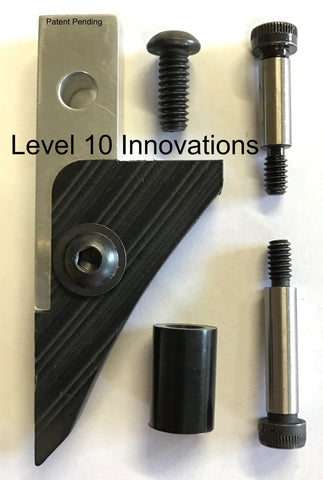 Enhanced Delrin Cam and Casefeed Roller for Dillon 1050 Presses...(Made to order, allow up to 5-7 business days)