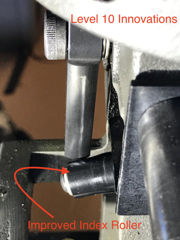 Improved Index Roller for Dillon 1050