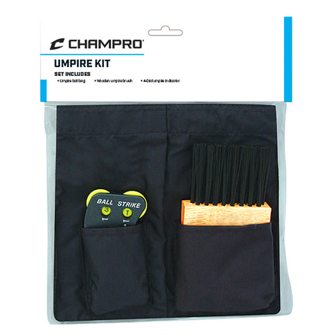 Champro A049 Umpire Kit (A045,A040, A048) - Navy