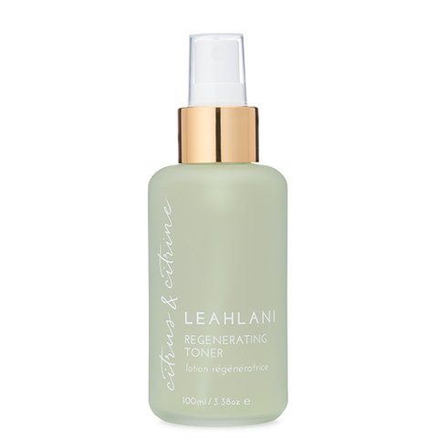 leahlani citrus and citrine toner