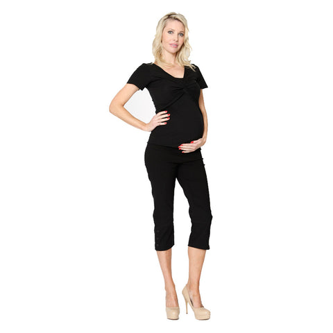 Twist Nursing  Or Breastfeeding Top - mumsbuddy.com