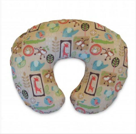 Boppy Nursing Pillow Slip Cover, Jungle Patch, Multi-coloured - mumsbuddy.com
