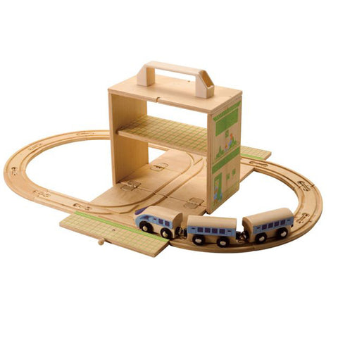 Train Playset, Boxset - mumsbuddy.com