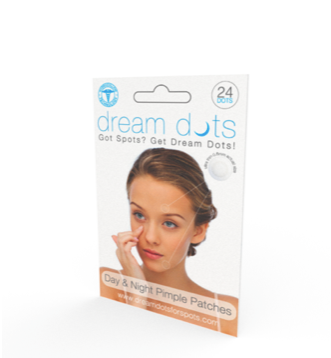 DREAM DOTS ACNE PATCHES - ONE PACK