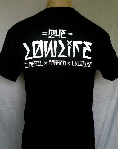 Mens Diamond Logo LowLife Tee
