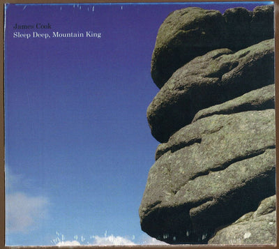 James Cook - Sleep Deep, Mountain King [CD] - Unearthed Sounds